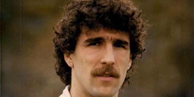 Zamora, uno de los representantes del fútbol con bigote.