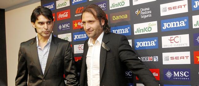 Ayala ha fichado recientemente por el Valencia.