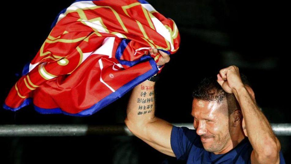 Cholo Simeone es un ganador nato y su Atlético de Madrid un soplo de aire en una Liga que lleva siendo de dos durante mucho tiempo.