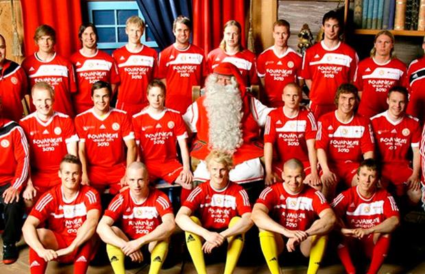 El FC Santa Claus.