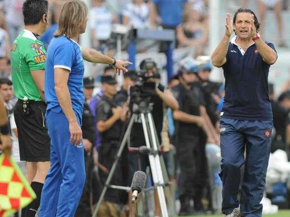 Pizzi ha conseguido hacer campeón a San Lorenzo.