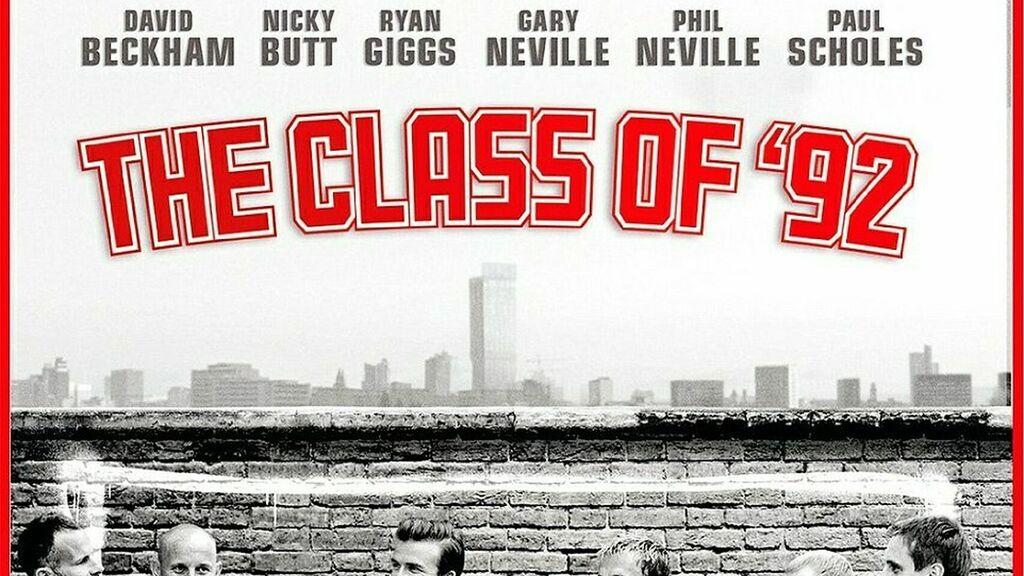 Die Klasse von 92 Manchester United