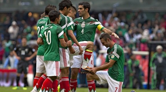 México luchará por clasificarse para los octavos de final.