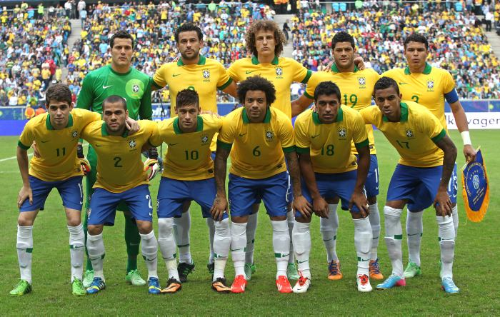 world 2014: Brazil, the quest for a sixth title