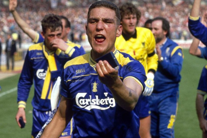 Vinnie Jones, tough guy Premier villain on the big screen