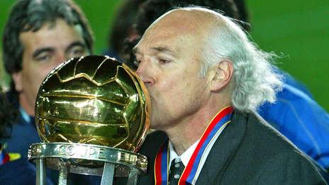 El Birrey ha ganado cuatro veces la Libertadores.