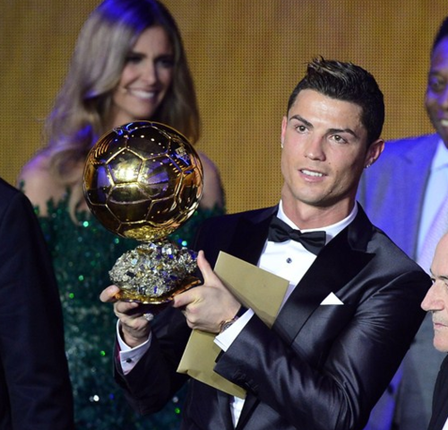 What role does Cristiano Ronaldo in football history?