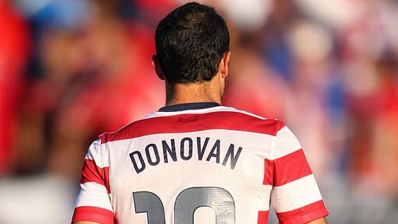"""El """"Capitán America"""" es uno de los mejores por no decir el mejor de la historia del fútbol de EEUU."""