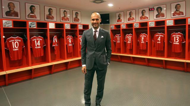 ¿Dominará el Bayern de Pep Guardiola durante el 2014?.