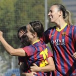 Women's Football: summary of the first part of the season, Barca winter champions