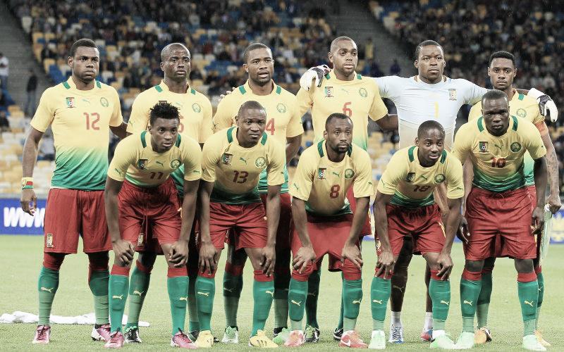 Camerún siempre es imprevisible.