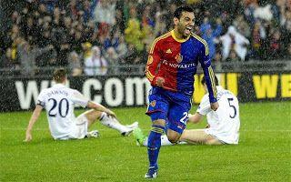 Salah se ha destapado en el equipo suizo.