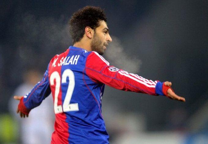 Salah ha triunfado en el Basilea.