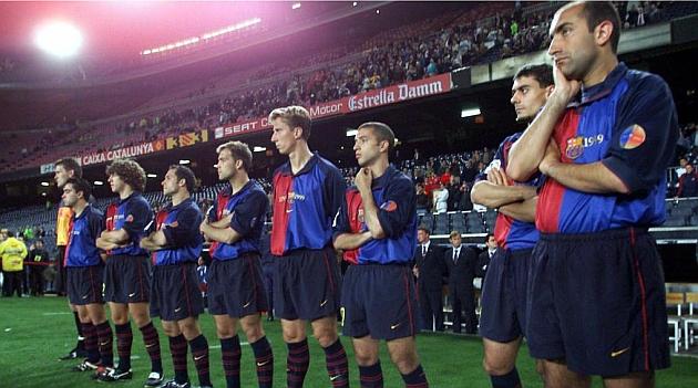 En el año 2000, el Barcelona sufrió las consecuencias de esto.