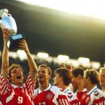 Denmark won the European Championship in Sweden 1992 coming as guest