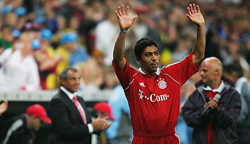 Elber fue uno de los escasos brasileños que triunfaron en la Bundesliga.