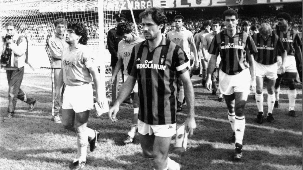 El AC Milan de Sacchi reinventó el fútbol