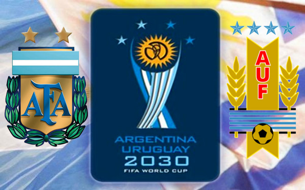 This will be the World 2030 to be held in Uruguay and Argentina