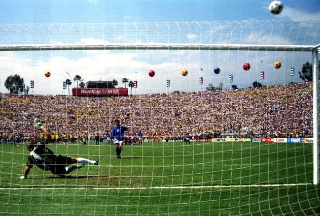 Lobo Zagallo wußte, dass der Baggio würde in den USA entscheidenden Elfmeter scheitern 94