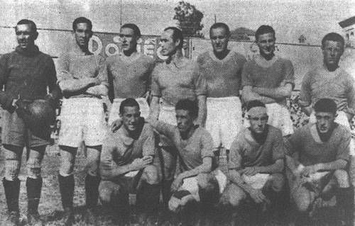 retro football: Real Oviedo electrics