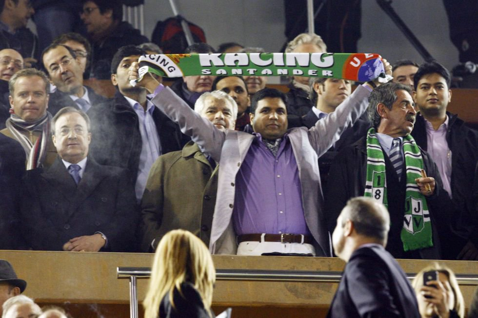 El indio que vino a salvar el Racing.