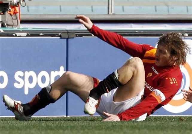 Il Capitano volvió para triunfar en Alemania 2006.