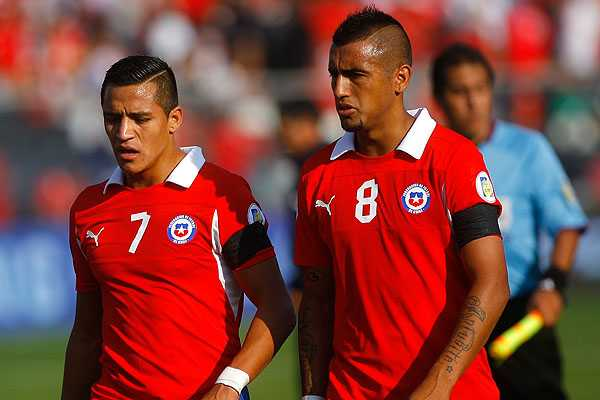 Alexis and Vidal will command a selection of luxury.