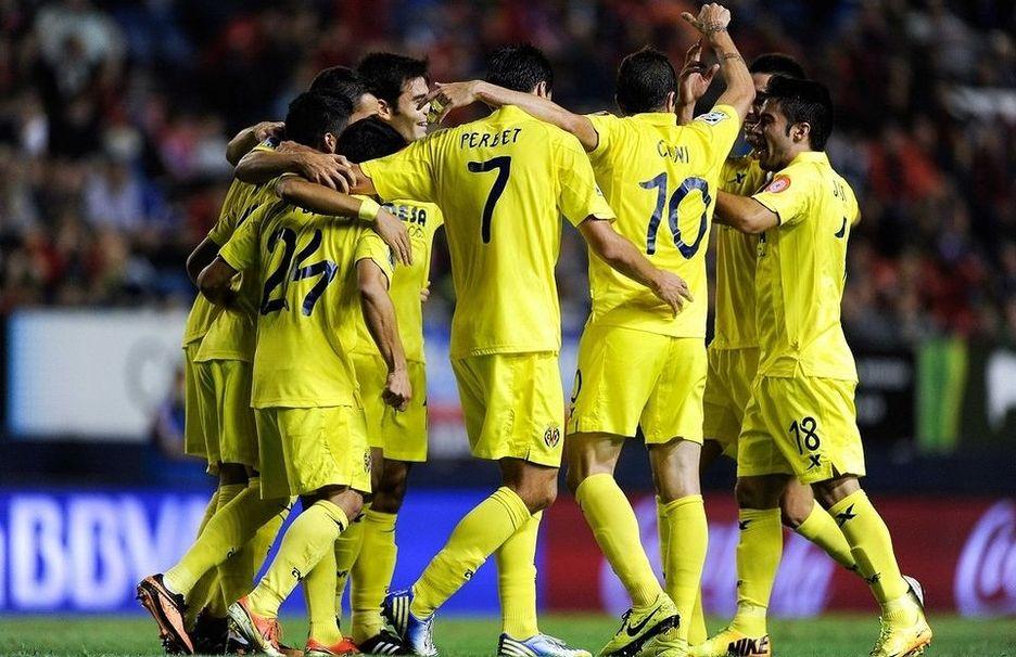 """El Villarreal es un """"grande """" of Spain today."""
