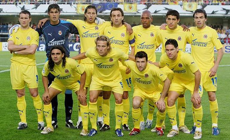 Villarreal Champions