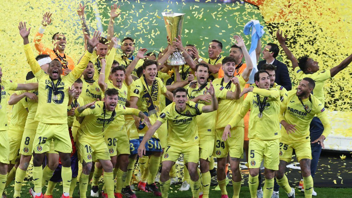 Villarreal titles