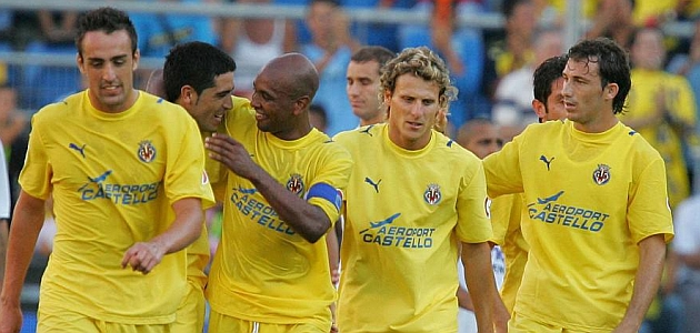 Villarreal have gone by soccer greats.
