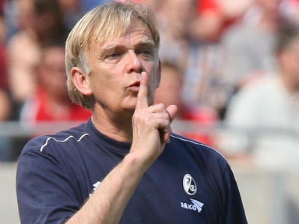 Volker Finke will lead to Cameroon.