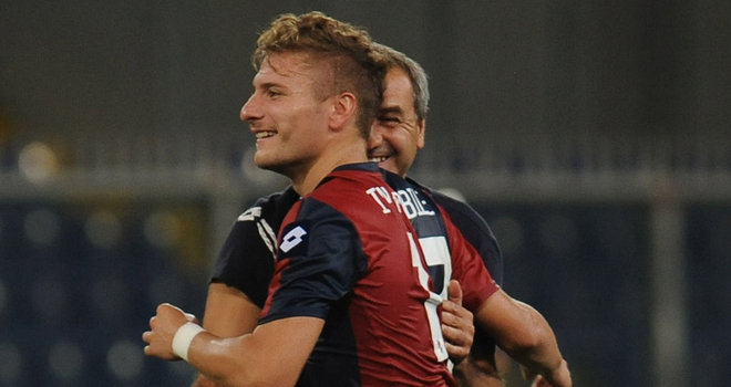 Immobile could go to Brazil if it continues with its performance.