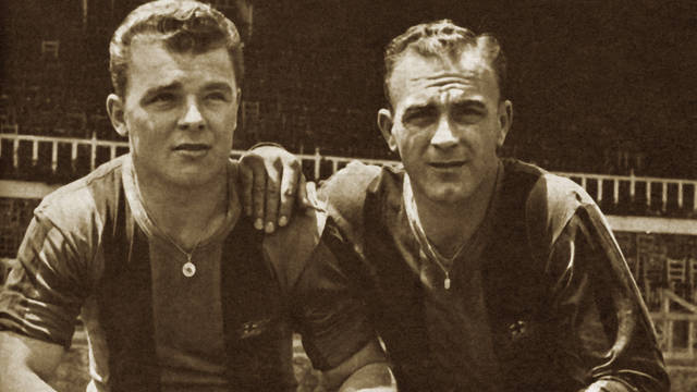 His arrival at Real Madrid was not without controversy. Di Stéfano was about to call at the club in the years 50.