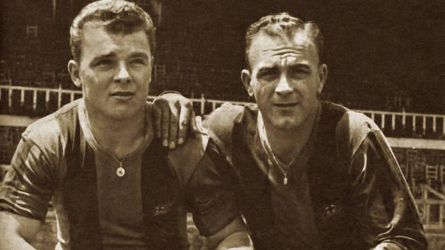 Su llegada al Real Madrid no estuvo exenta de polémica. Di Stéfano estuvo apunto de recalar en el Barça en los años 50.