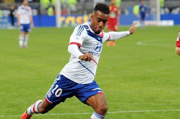 Lacazzete es el segundo máximo goleador detrás de Ibra en Francia.