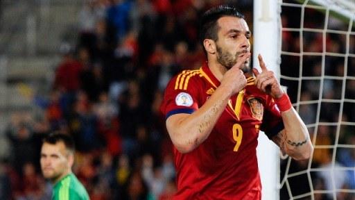 Álvaro Negredo está viviendo la mejor temporada de su vida.