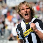 "Pavel Nedved: the ""Patrick Swayze"" football"