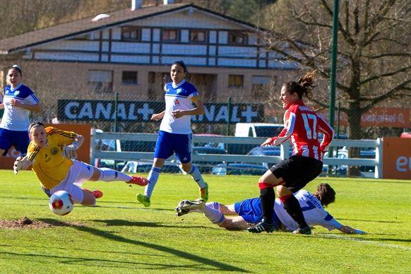 Las Leonas se dieron un atracón de goles.