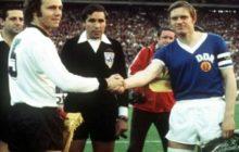 Alemania vs Alemania: cuando la política enfrentaba al fútbol y a un mismo país