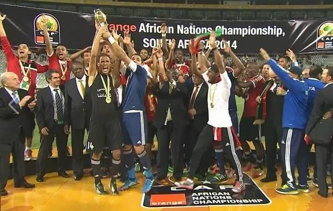 El Campeonato Africano de Naciones ha cumplido en Sudáfrica su tercera edición.
