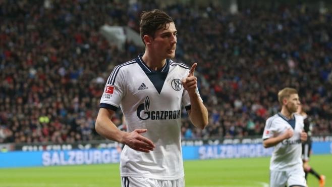 Leon Goretza es una de las revelaciones de la Bundesliga.