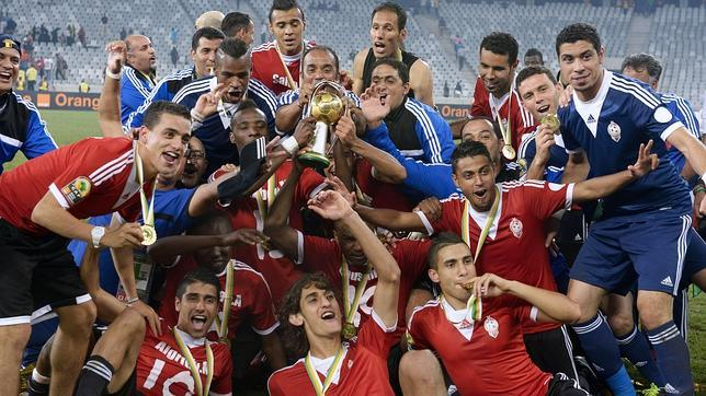 What is the difference between the Africa Cup and the African Nations Championship?