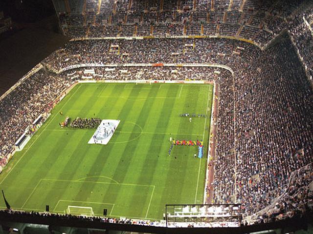 Mestalla acogerá el 19 de abril la final.