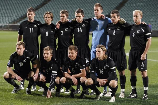"""Los neozelandeses son conocidos como los """"All Blacks""""."""