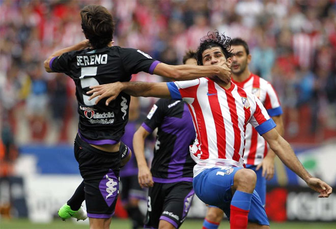 Valladolid is not usually an example of good football this year. Last, yes.