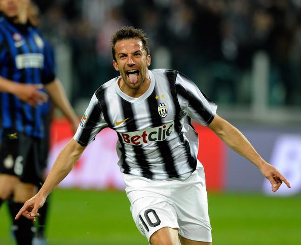 Del Piero ha marcado más goles con la azzurra que Totti.