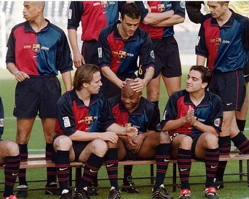 Amunike and Luis Enrique. This game gave names for a song sung in many areas of Spain.