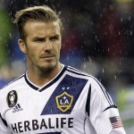 David Beckham, English gentleman