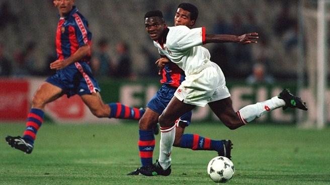 Desailly final de Copa Europa 1994